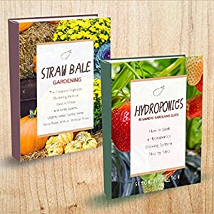 Herbs: Straw Bale Gardening and Hydroponics Beginners Gardening Guide Audiobook
