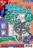 Profi-Nonogramm 3er-Band Nr. 8