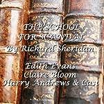 School For Scandal | Richard Sheridan