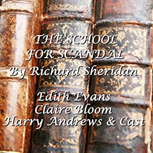 School For Scandal | [Richard Sheridan]