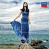 Britten & Barber Piano Concertos; Nocturnes