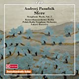 Panufnik: Symphonic Works, Vol. 7