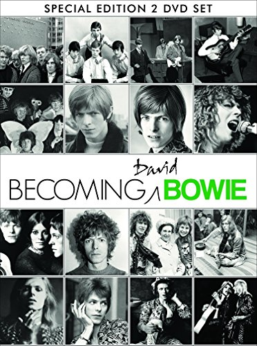 David Bowie - Becoming Bowie [DVD] [NTSC]