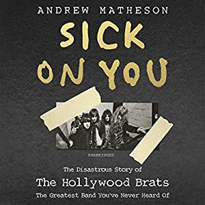 Sick on You Audiobook