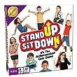 Cheatwell Games Stand-Up Sit Down Kids Trivia Quiz