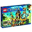 Lego Legends of Chima - Playth�mes - 70010 - Jeu de Construction - Le Temple de la Tribu Lion