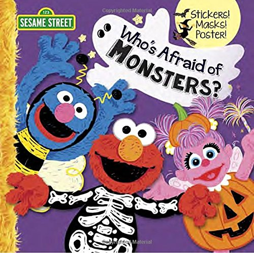 [Who's Afraid of Monsters? (Sesame Street) (Pictureback(R))] (Halloween Sesame Street)