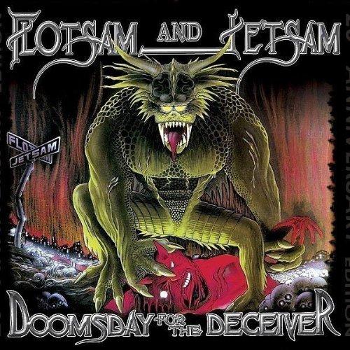 Flotsam and Jetsam – Doomsday For The Deceiver (LP) (1986) [FLAC]