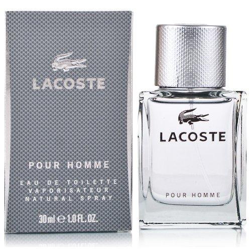 Lacoste Pour Homme Eau de Toilette, Uomo, 30 ml