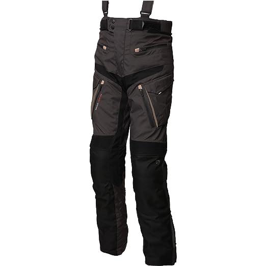 Modeka x-rENEGADE pantalon noir foncé