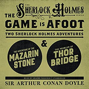 The Game Is Afoot Audiobook