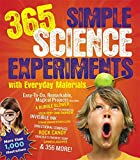 img - for 365 Simple Science Experiments With Everyday Materials book / textbook / text book