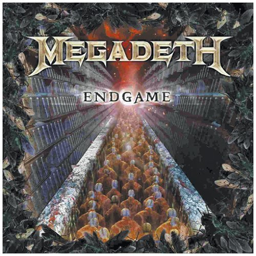Endgame by Megadeth (2009) Audio CD by Megadeth