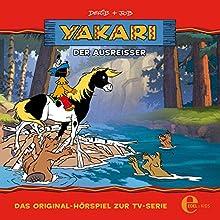 Yakari 10 Hörspiel von Thomas Karallus Gesprochen von: Mia Diekow, Achim Schülke, Ben Hecker