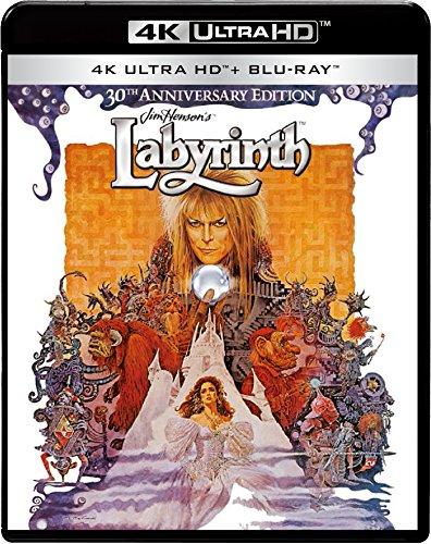 ラビリンス 魔王の迷宮 4K ULTRA HD & ブルーレイセット [Blu-ray]