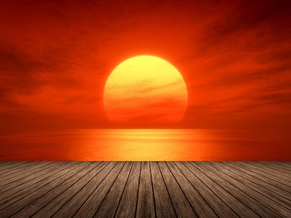 Red Sunset Peel and Stick Fabric Wall Sticker by Wallmonkeys Wall Decals filorga sleep and peel в аптеке