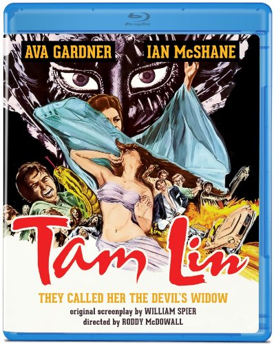 Tam Lin Aka the Devil's Widow [Blu-ray]