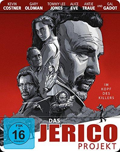 Das Jerico Projekt - Im Kopf des Killers - Steelbook [Blu-ray]