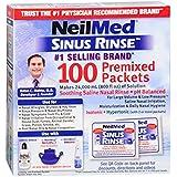 Neilmed Sinus Rinse Regular Refill 100 Packets