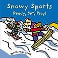 Snowy Sports: Ready  Set  Play!