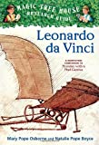 Magic Tree House Research Guide #19: Leonardo da Vinci: A Nonfiction Companion to Magic Tree House #38: Monday with a Mad Genius (A Stepping Stone Book(TM))