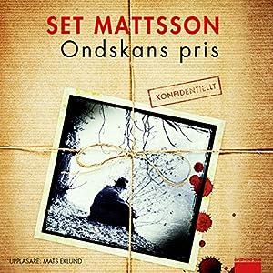 Ondskans pris [The Price of Evil] Audiobook