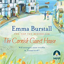 The Cornish Guest House: Tremarnock, Book 2 Audiobook by Emma Burstall Narrated by Georgia Maguire