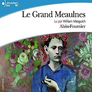 Le Grand Meaulnes | Livre audio