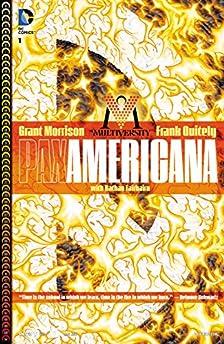 Multiversity: Pax Americana #1