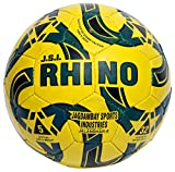 JSI Rubber Football (5, Yellow)