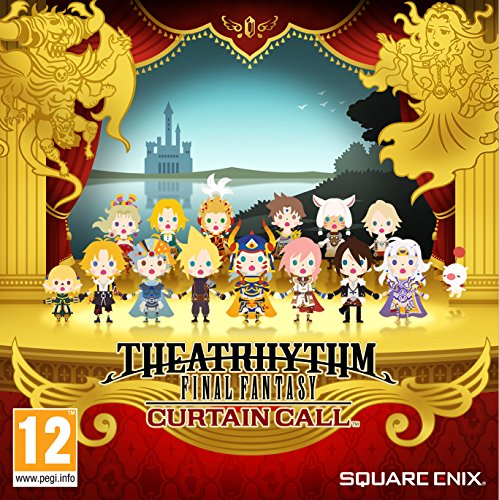 TheatRhythm Final Fantasy: Curtain Call  (Nintendo 3DS)