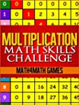 Multiplication Math Skills Challenge...