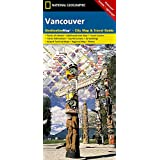 Vancouver: National Geographic Destination Map 1:13700 (Destination City)