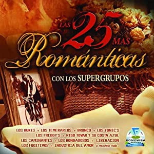 Rigo Tovar -  Rigo Tovar Romanticas