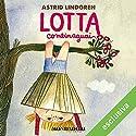 Lotta Combinaguai Hörbuch von Astrid Lindgren Gesprochen von: Betta Cucci, Marta Lucini, Dario Dossena