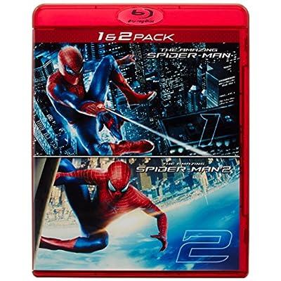 アメイジング・スパイダーマンTM 1&2パック (初回限定版) [Blu-ray]