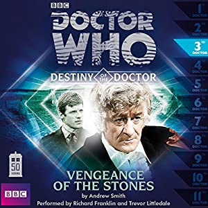 Doctor Who - Destiny of the Doctor - Vengeance of the Stones Audiobook