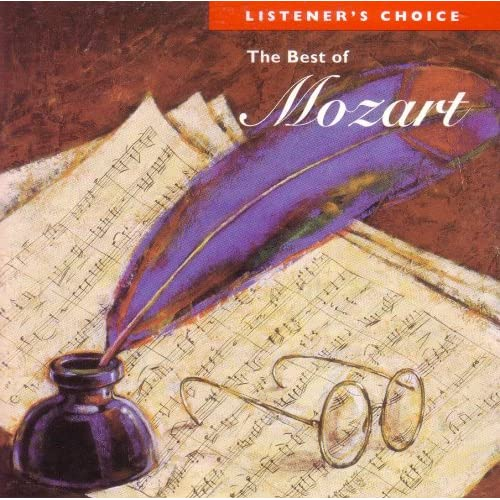 The Best of Mozart Vol. 4 (Listener's Choice) - Amazon.com Music