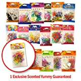 Bandz Shaped Wristbands ~ Rubber Bands Random Assortment 60 Bandz supplied