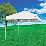 E-Z UP Envoy Instant Shelter Canopy, 10 by 10, White