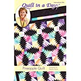 Quilt In A Day EB-1294 Eleanor Burns Pattern, Pineapple Quilt