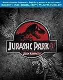 Jurassic Park III [Blu-ray + DVD + Digital Copy + UltraViolet]