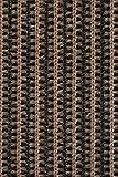 Keystone Fabrics Exterior Roller Shade, 6-Feet by 6-Feet, Cabo Sand