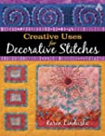 Creative Uses for Decorative Stitches