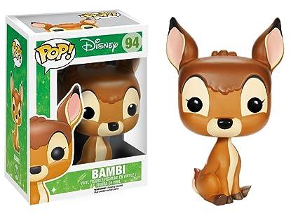 Funko - Bobugt096 - Figurine Cinéma - Bambi - Bobble Head Pop 94