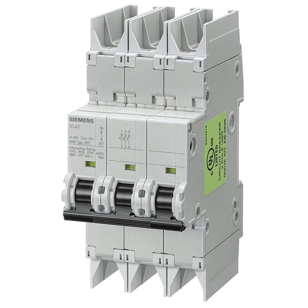 Circuit Breaker, 2A, Thermal Magnetic