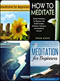 Meditation for Beginners Bundle: Guided Meditations to Relieve Stress and Increase Inner Peace with Guided Imagery, Breathing Techniques, Mindfulness Exercises and Relaxation Techniques
