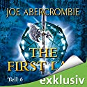 The First Law 6 Audiobook by Joe Abercrombie Narrated by David Nathan