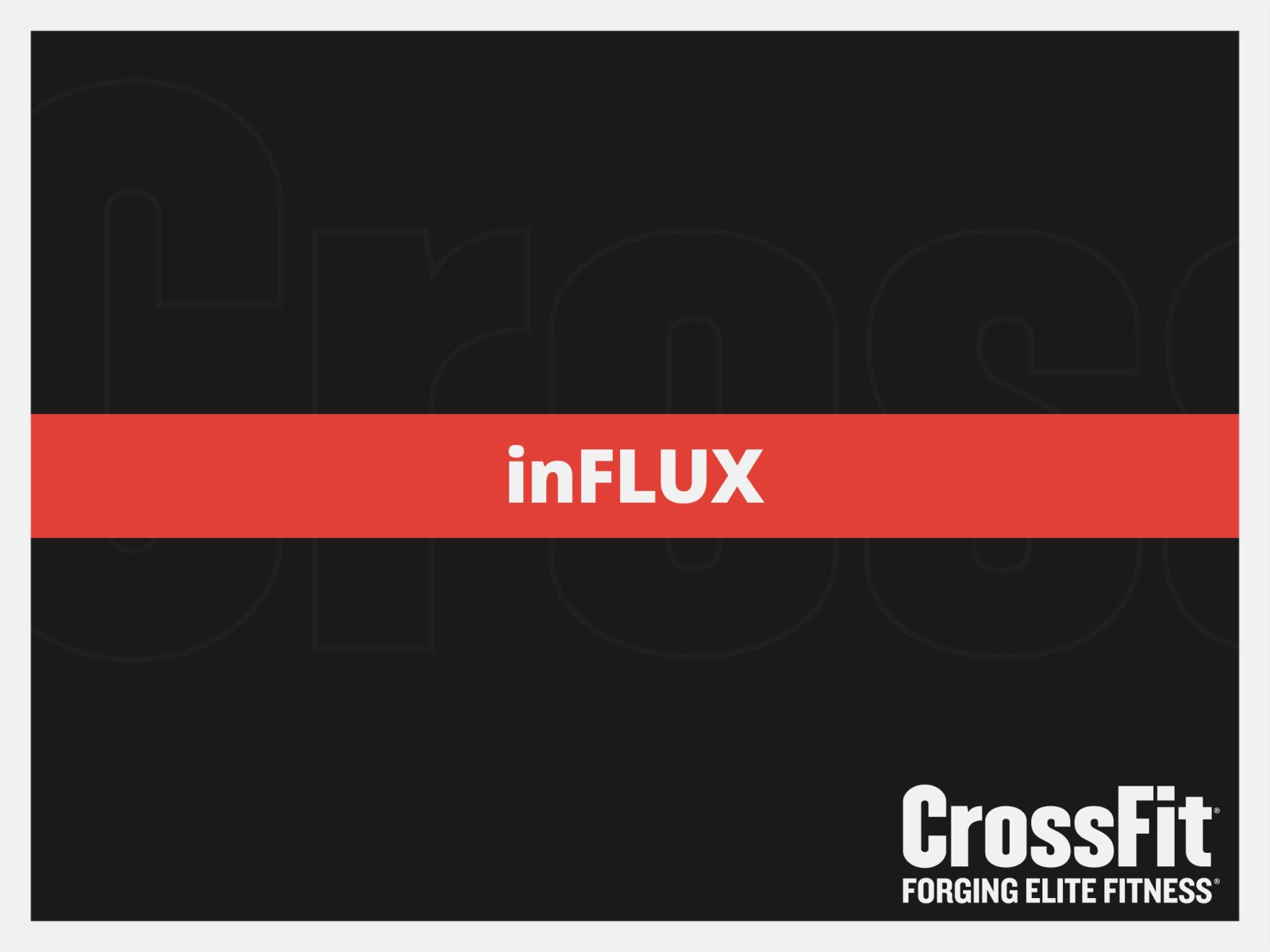 inFlux: A World in Constant Motion