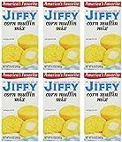 Jiffy Corn Muffin Mix - 6 ct